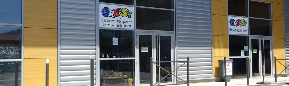 Magasin de GRESY