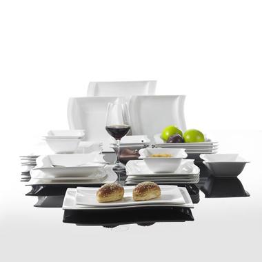 Service de table en porcelaine de Limoge