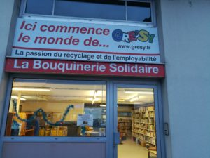 Bouquinerie solidaire